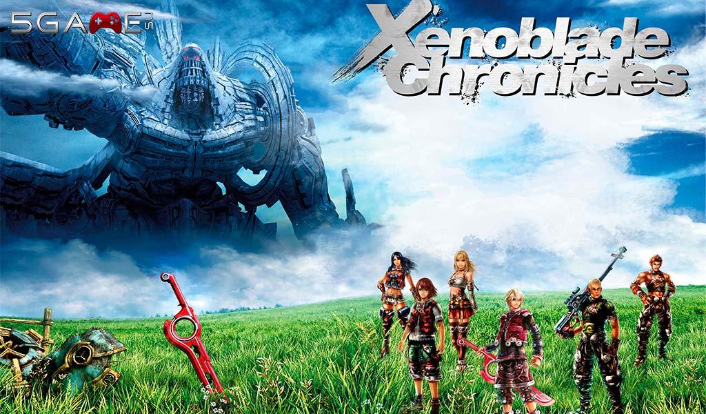 Опубликован релизный трейлер Xenoblade Chronicles X