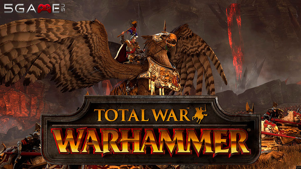 Глобальная карта Total War Warhammer