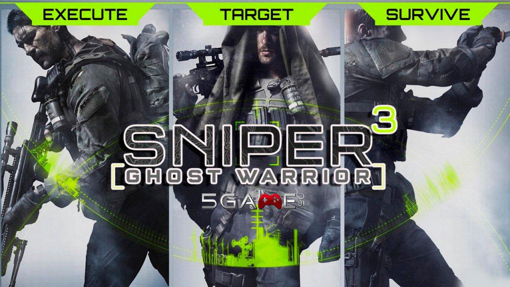 Sniper Ghost Warrior 3 дата выхода предварительно названа
