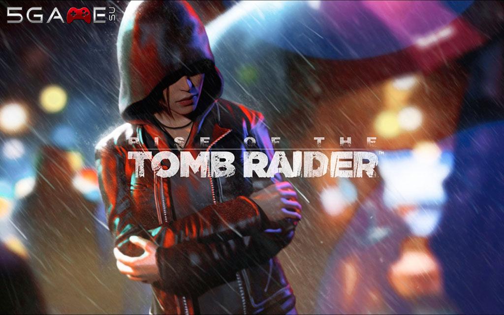 Баба Яга в Tomb Raider появится в январе