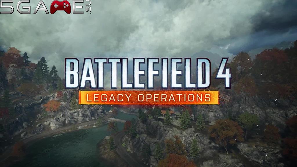 Бесплатное дополнение для Battlefield 4 Legacy Operations уже доступно