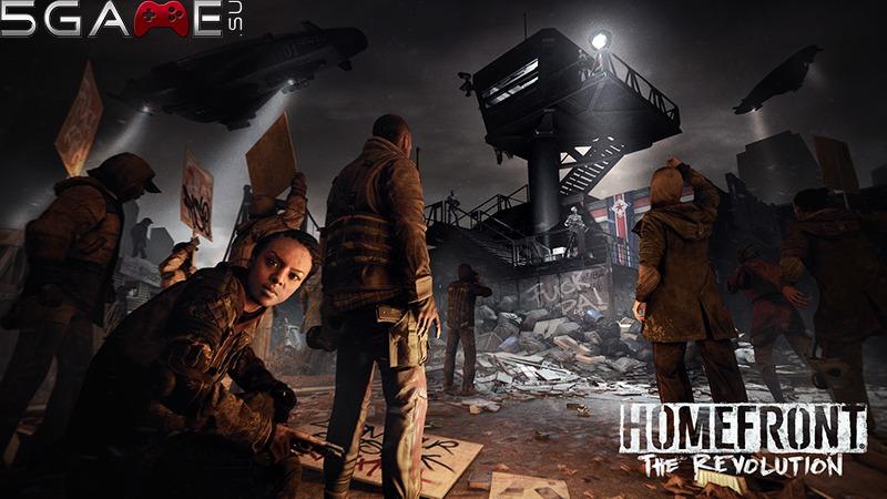 Homefront the Revolution дата выхода утекла в сеть