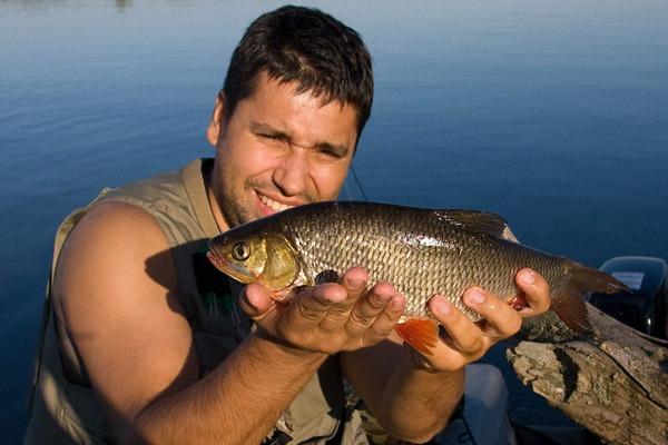 рыбалка для друзей язь