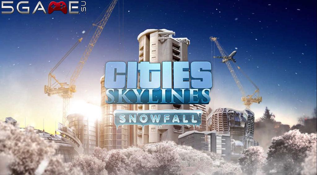 Разработчики Cities Skylines трамвай выпустят в новом DLC