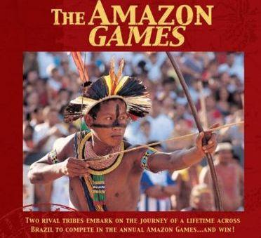 Амазонские Игры / The Amazon Games (Сандрин Леонарделли)[2006 г., Документальный, HDTVi]
