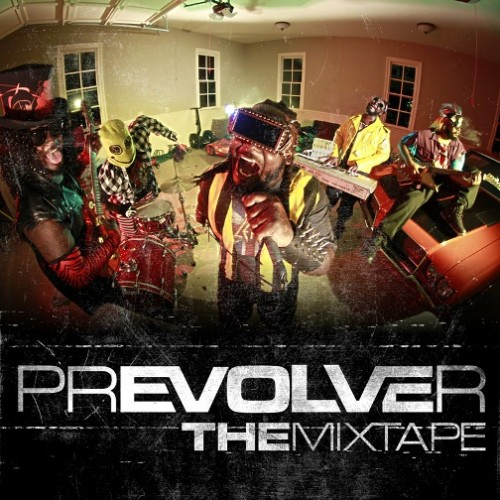 Постер T-Pain – Prevolver (Mixtape) [2011, Rap, MP3]