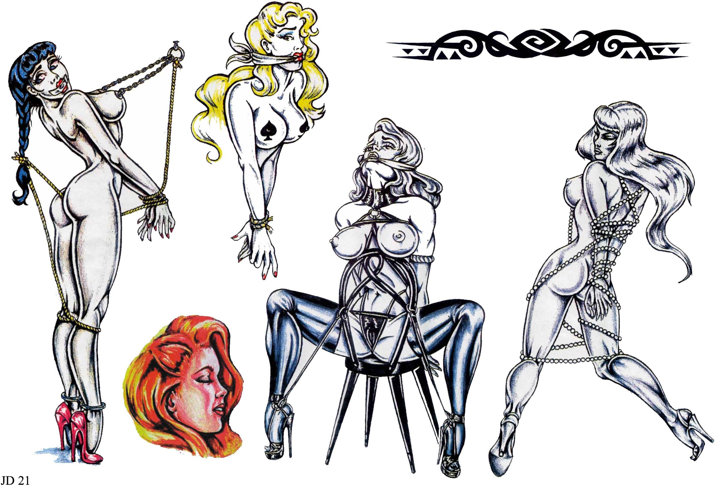 эскизы рисунков: