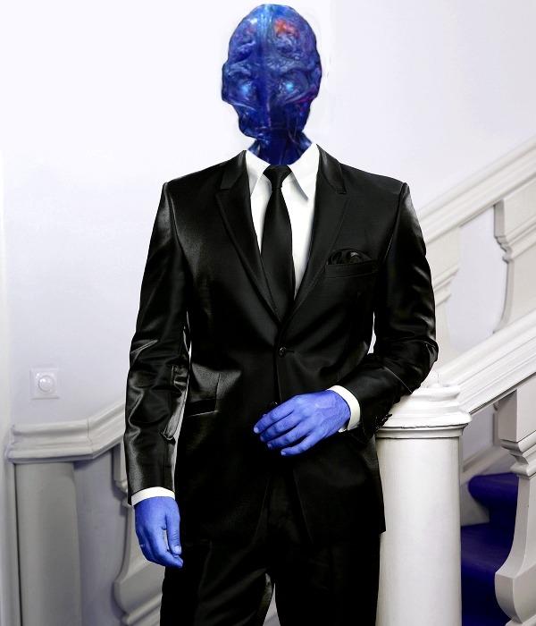 Классический костюм 2