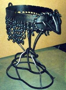 Художественная ковка Мангалы