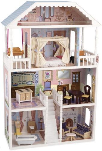 Кукольный дом с водопроводом