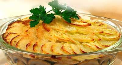 с фото запеканка картофельная