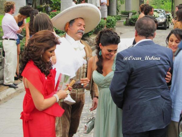 Livia brito wedding