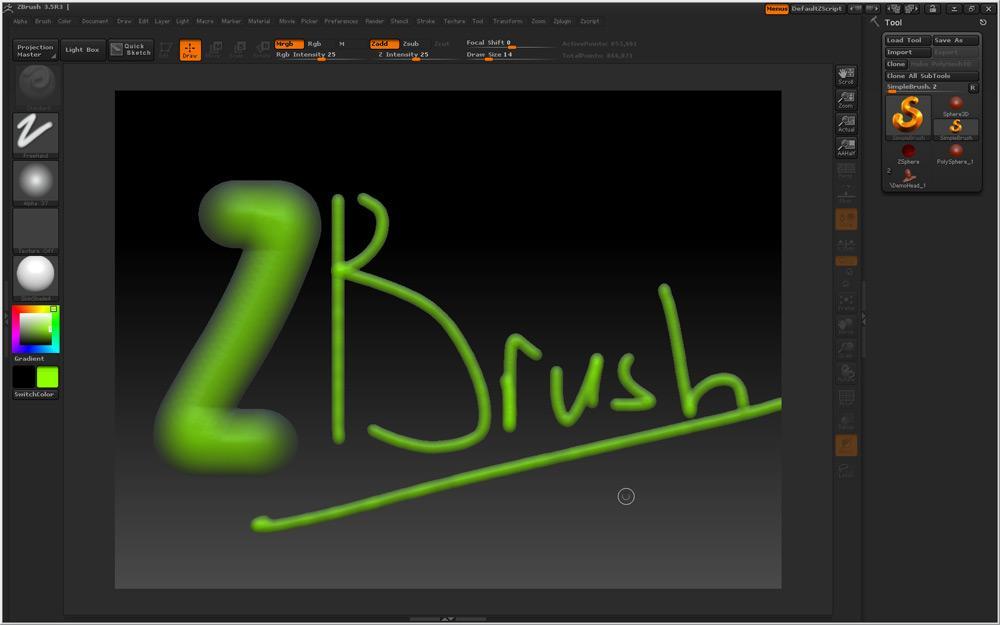 ZBrush_v3.5_R3_Portable