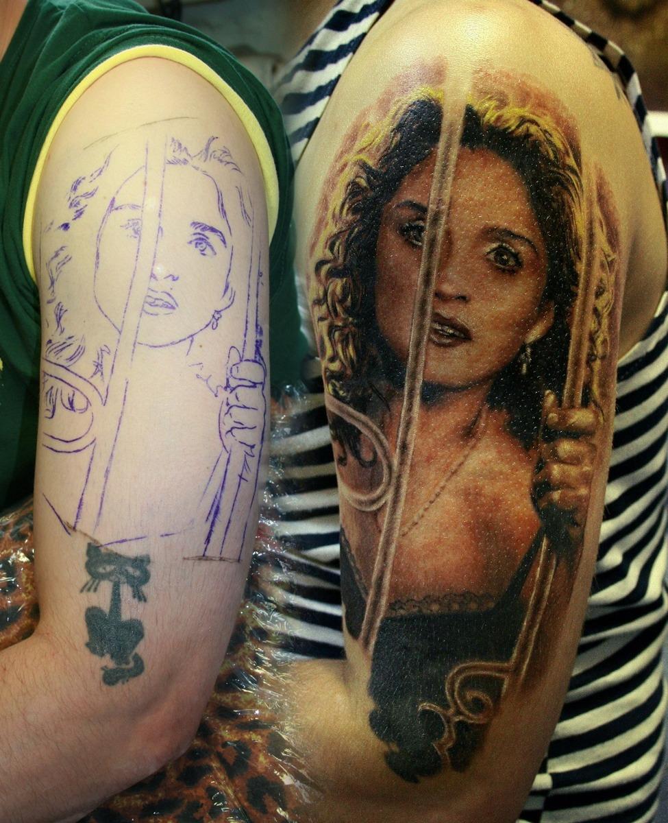 Цены на татуировки в донецке
