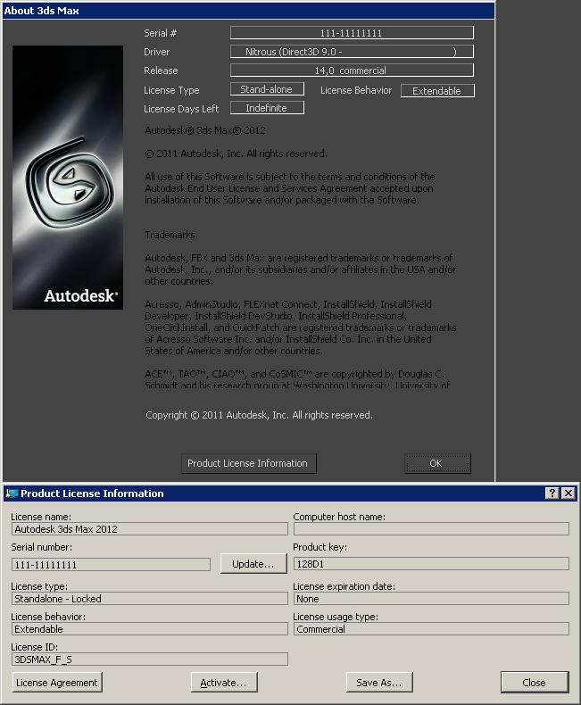 Autodesk 3ds Max 2012 x86 Eng Скачать варез бесплатно на mixtland.ru