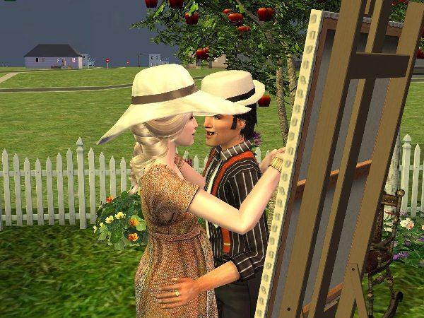 Моя любовь - Sims2 516569