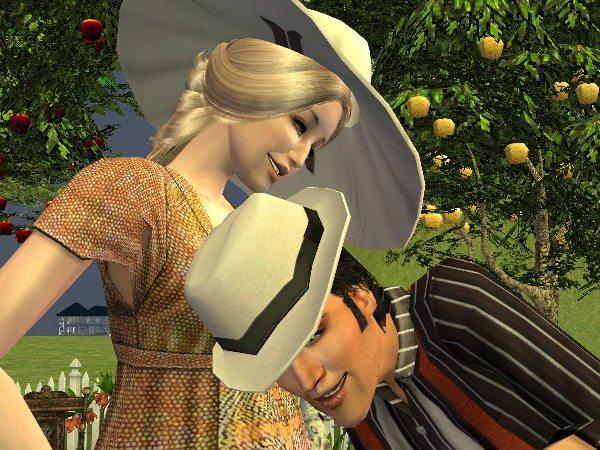 Моя любовь - Sims2 516571
