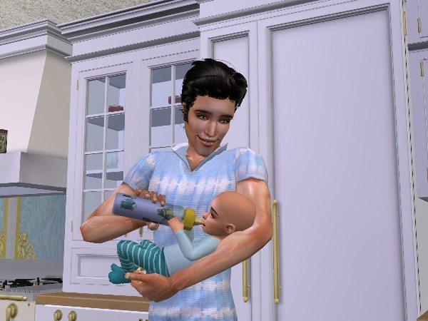 Моя любовь - Sims2 516572