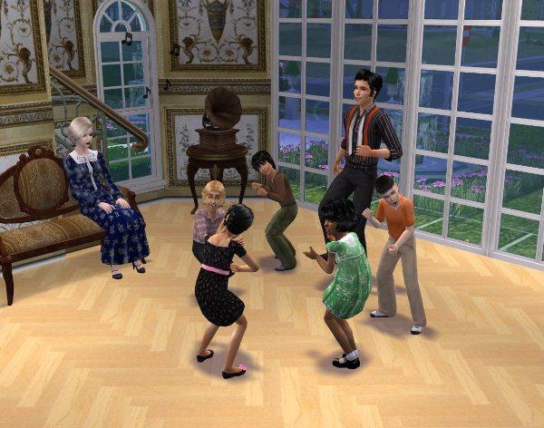 Моя любовь - Sims2 516597