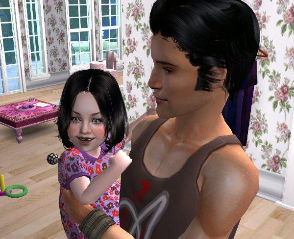 Моя любовь - Sims2 516616