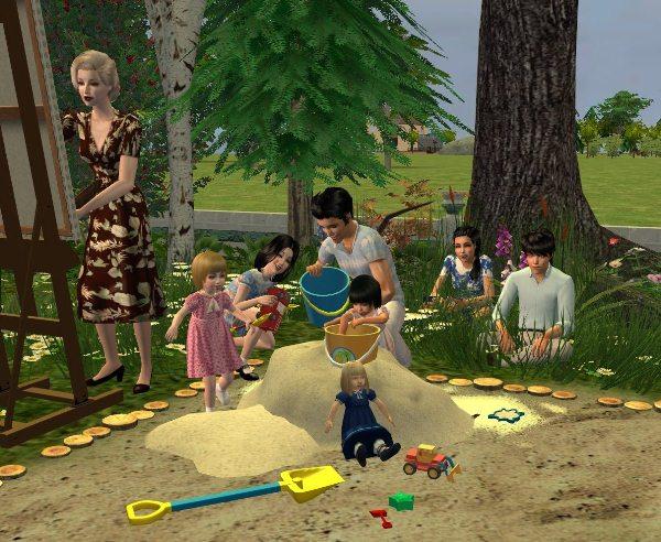 Моя любовь - Sims2 516619