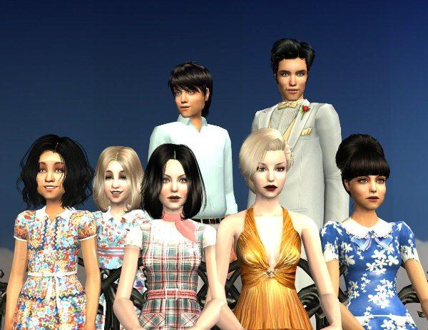 Моя любовь - Sims2 516622