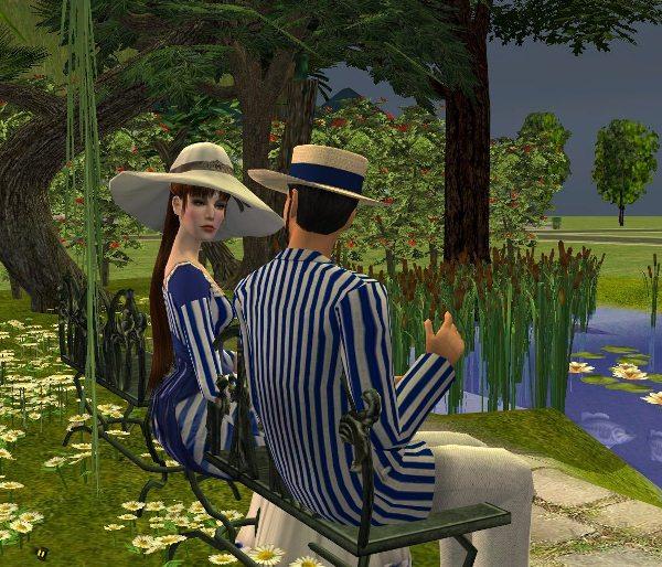 Моя любовь - Sims2 518881