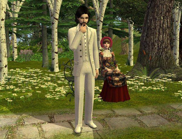 Моя любовь - Sims2 518890