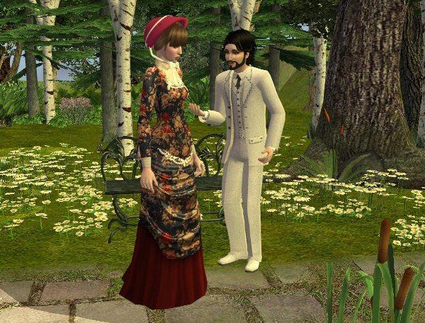 Моя любовь - Sims2 518891