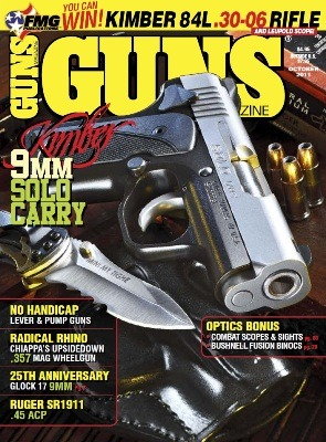 Guns Magazine (October 2011)