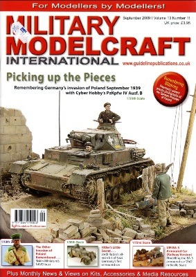 Military Modelcraft International - September 2009