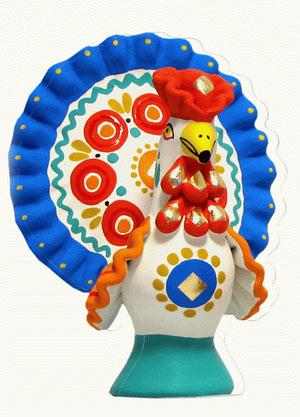 изготовленные свои игрушки по технике Дымки. росписи и ребята смогут раскрасить гуашью ранее.