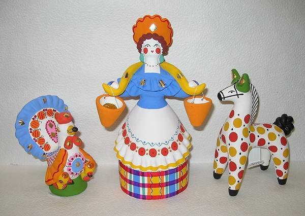 игрушки из фетры своими руками