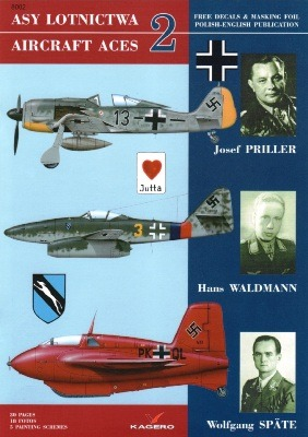 Aircraft Aces 2 (Asy Lotnictwa 2): Joseph Priller, Hans Waldmann and Wolfgang Spate