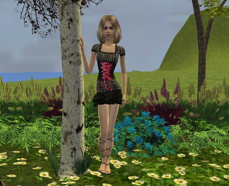 Моя любовь - Sims2 - Страница 4 555622