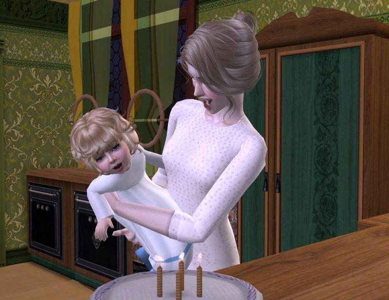 Моя любовь - Sims2 - Страница 4 555623