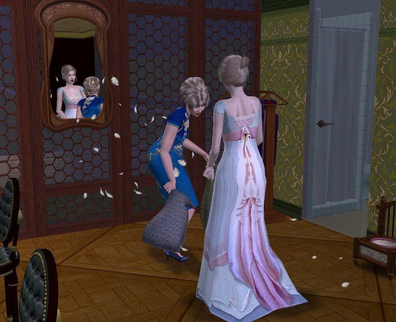 Моя любовь - Sims2 - Страница 4 555625