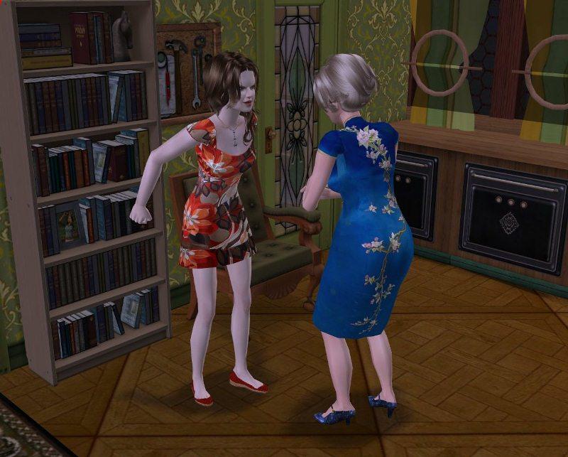 Моя любовь - Sims2 - Страница 4 555626