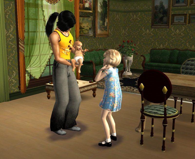Моя любовь - Sims2 - Страница 4 555627