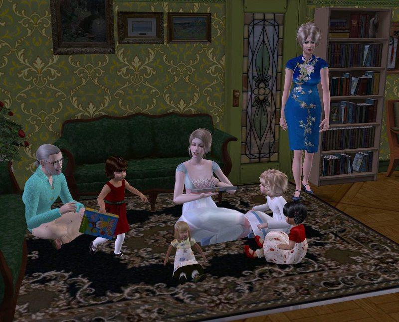 Моя любовь - Sims2 - Страница 4 555629