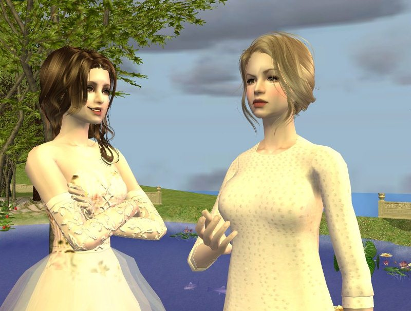 Моя любовь - Sims2 - Страница 4 555630