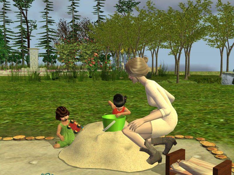 Моя любовь - Sims2 - Страница 4 555633
