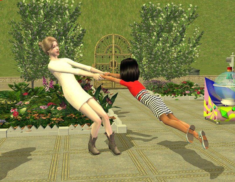 Моя любовь - Sims2 - Страница 4 555634