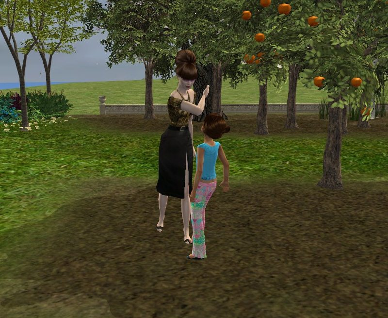 Моя любовь - Sims2 - Страница 4 555637