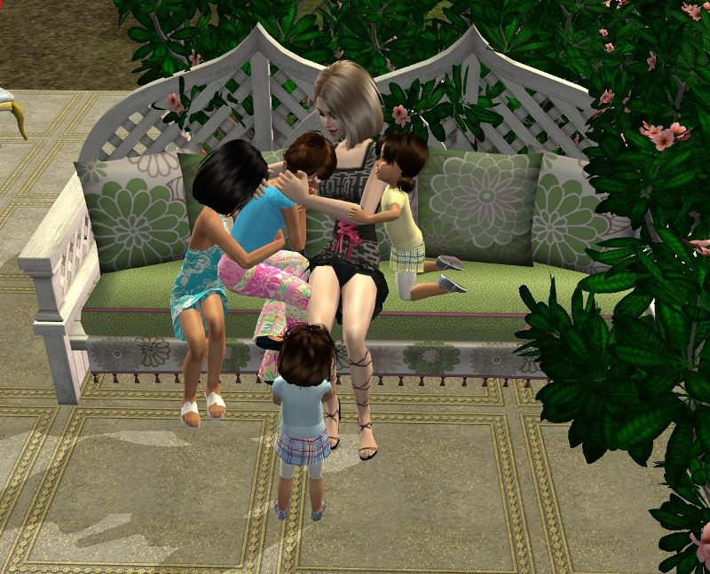 Моя любовь - Sims2 - Страница 4 555640