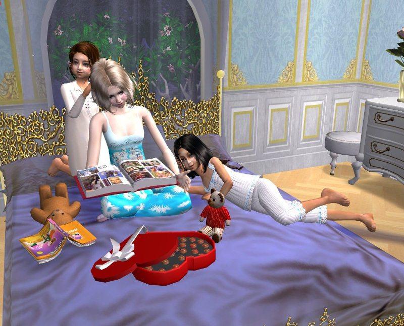 Моя любовь - Sims2 - Страница 4 555643