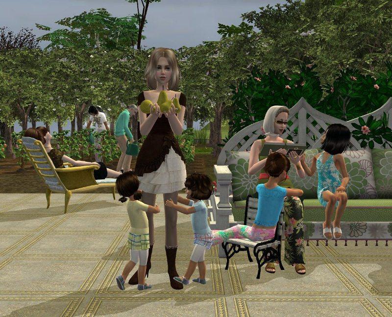 Моя любовь - Sims2 - Страница 4 555646