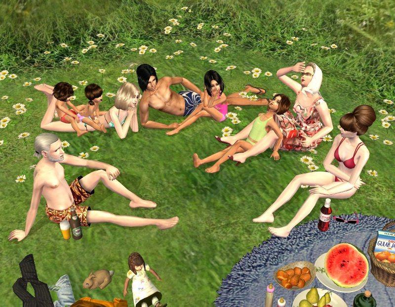 Моя любовь - Sims2 - Страница 4 555647