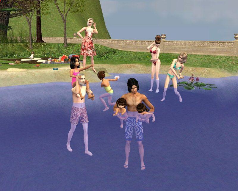 Моя любовь - Sims2 - Страница 4 555648