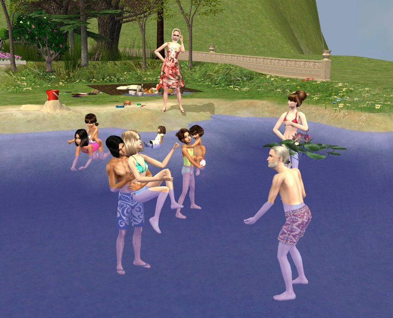 Моя любовь - Sims2 - Страница 4 555649